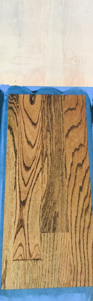 Woodfloor stain - Avondale Park Manor