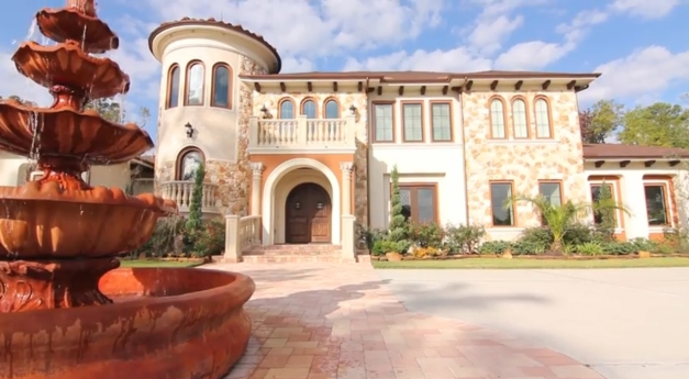 The Woodlands - Luxury home built by Drake Homes Inc