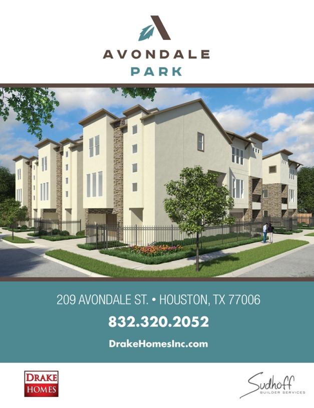 Avondale Park Brochure front page