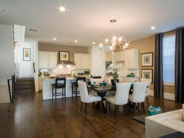 Avondale Park Manor - dining - kitchen