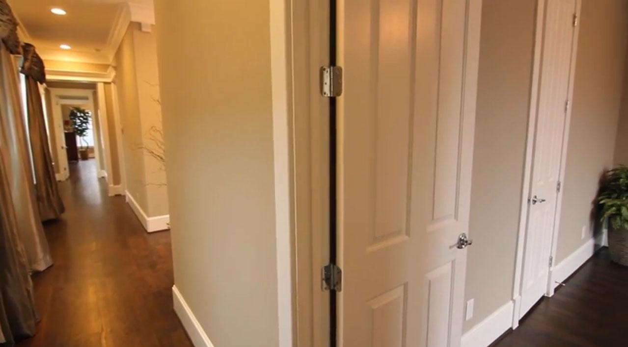 Second floor - view of hallway