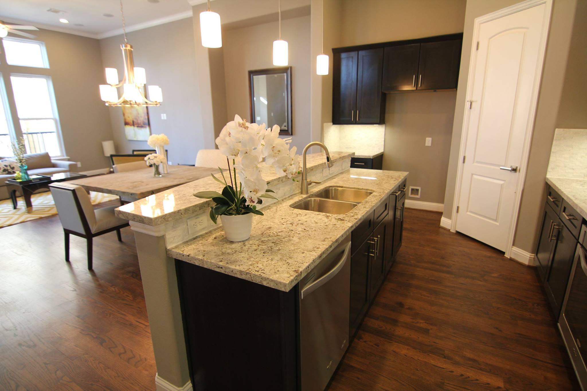 Living areas drake homes inc blog for Hardwood flooring 77041