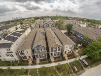 Aerial photos for Ashland Square!