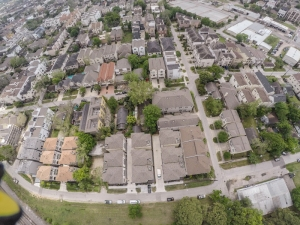 Aerial photos for our single-family homes in Stillman II by Drake Homes Inc.