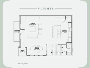 Summit floorplan - Heights on Yale