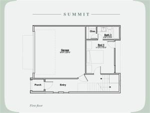 Summit floorplan - Heights on Yale