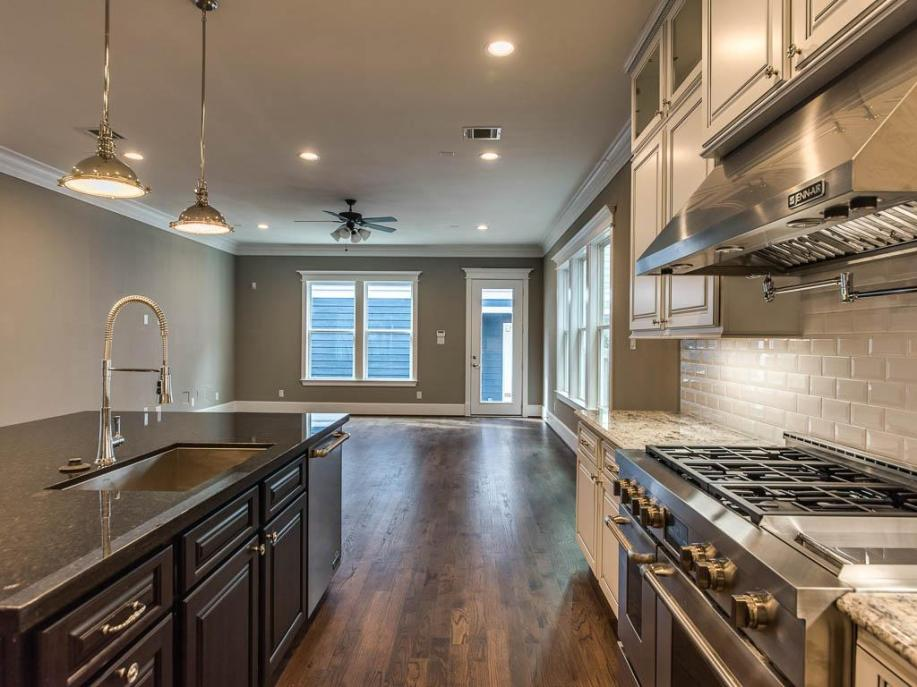 424 W 27th - Ashland Square by Drake Homes Inc., Houston, TX