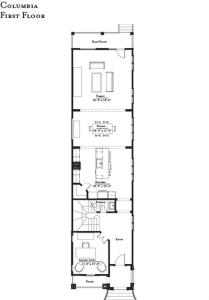 Floor plan for the available home in Ashland Square at 410 W 27th, Houston, TX by Drake Homes Inc!  Contact Jeannie Salyers for more information: (281) 813-6290 Email: JBarrettSalyers@drakehomesinc.com http://drakehomesinc.com/?communities=ashland-square