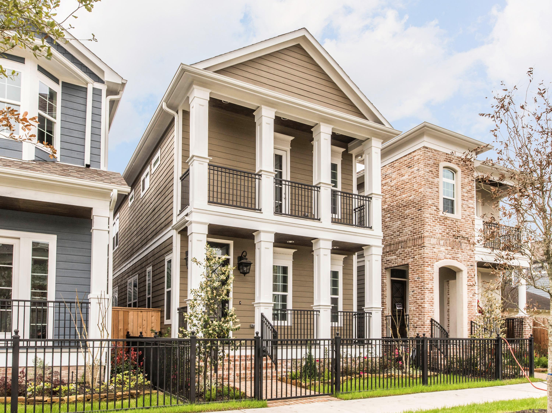 408 W 27th Houston Ashland Square By Drake Homes Inc