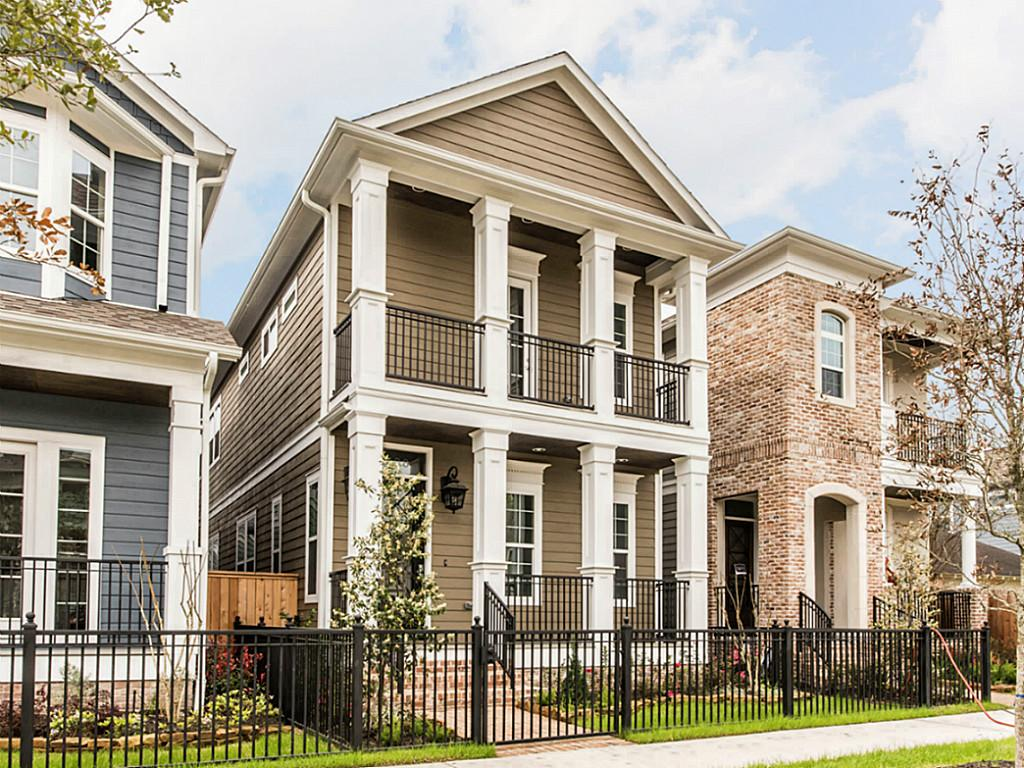 408 west 27th street houston tx 77008 last home in phase for Drake homes