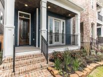Ashland Square by Drake Homes Inc., Houston, Texas Located in the Historic Heights area of Houston.