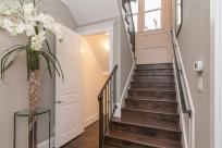 stairway/storage under stairs