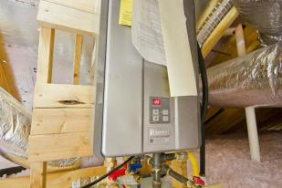 Tankless/OnDemand Water Heater