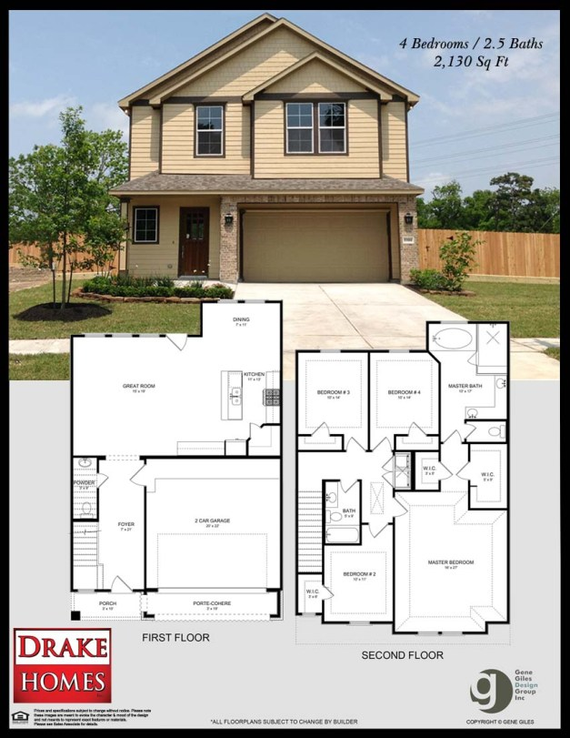 Floorplans drake homes inc blog page 2 Drake homes inc