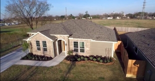 Front exterior - Magnolia Gardens