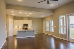Magnolia Gardens - wood floors