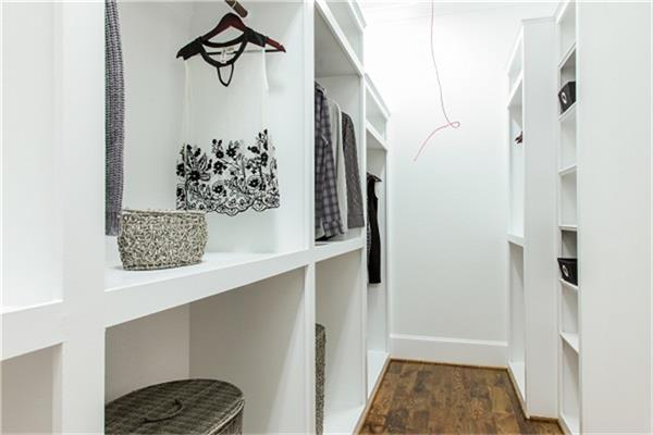Master Closet - Ashland South
