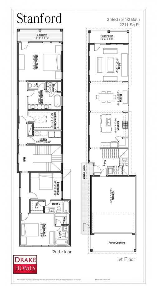 Stanford Floorplan
