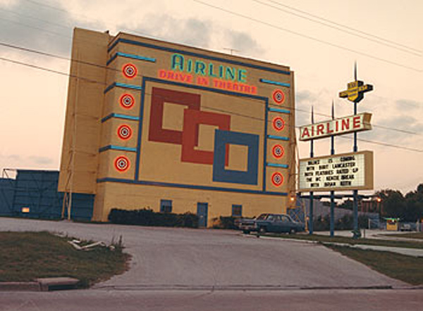 Airline Drive-In Houston, TX