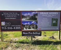 Pre-Selling Magnolia Gardens
