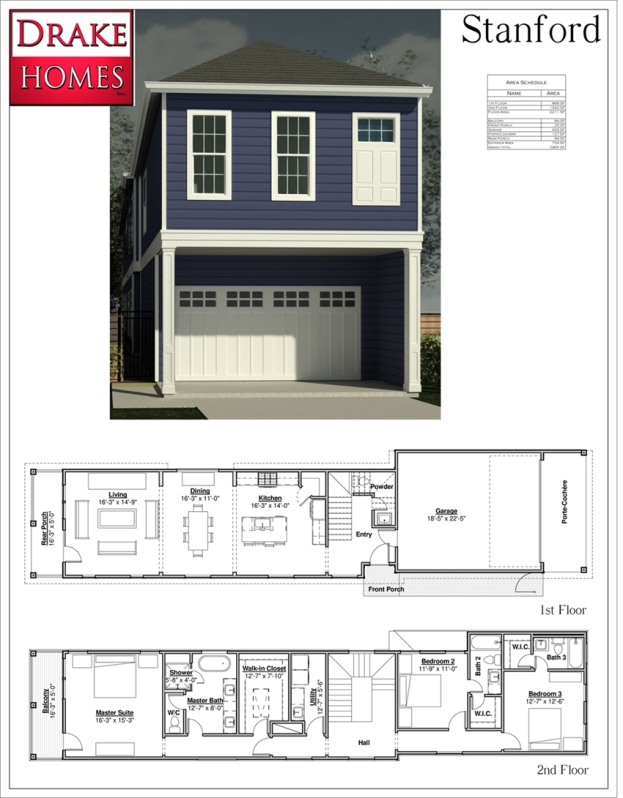 Ashland South by Drake Homes Inc.