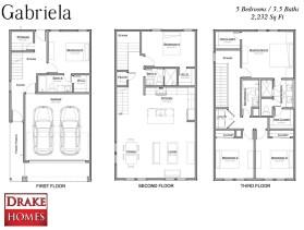 Gabriela floorplan