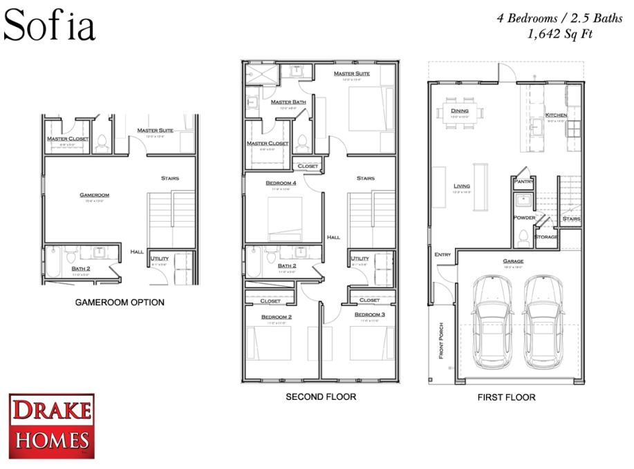 Sofia Floorplan - Oaks Of Lawndale