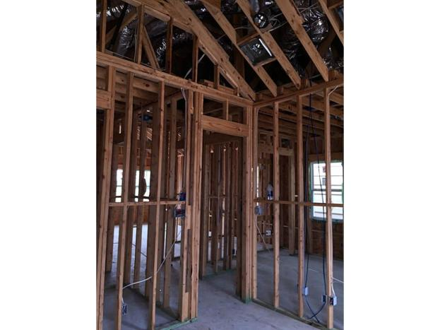 Construction photo - Angelina Floorplan
