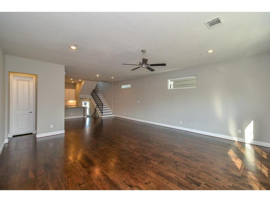 Beautiful hardwood flooring through out the second floor.