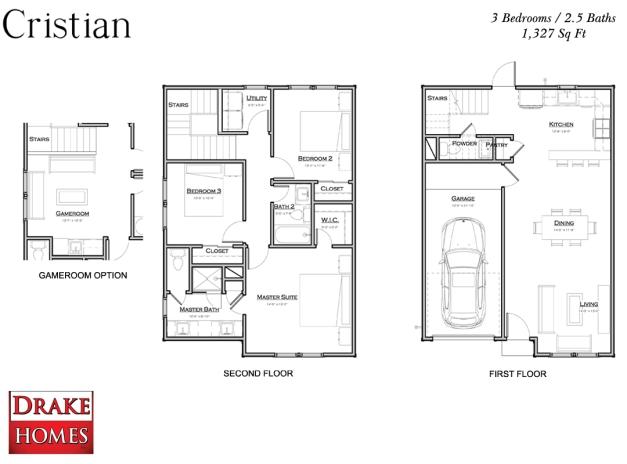 Cristian floorplan