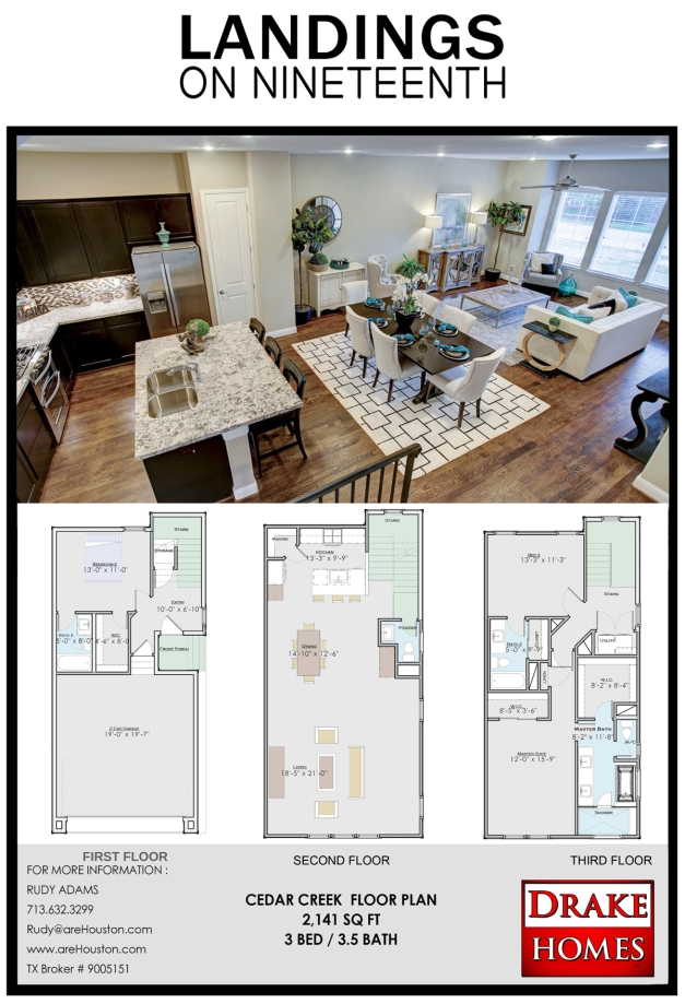 Cedar Creek Floor Plan