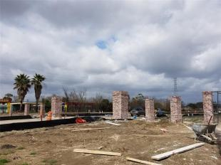 Oaks Of Lawndale - Construction on Access Gates
