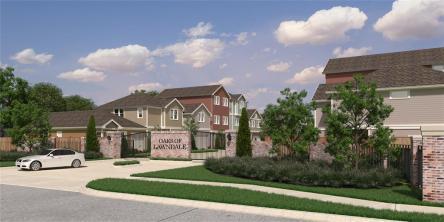 Oaks Of Lawndale - concept art