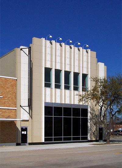 Lawndale Art Center, Houston, Texas