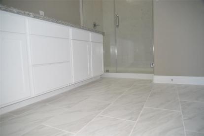 Master Bath - Victoria Floorplan