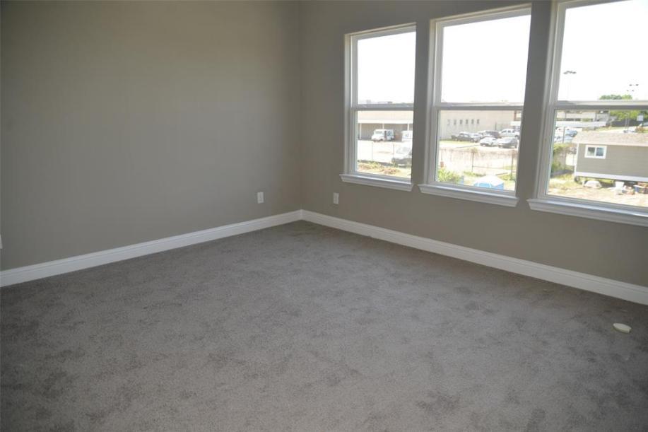 Master bedroom - Victoria Floorplan
