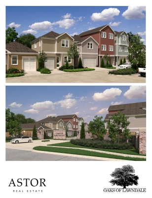 Oaks Of Lawndale by Drake Homes Inc.
