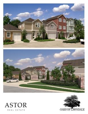 Oaks Of Lawndale by Drake Homes Inc.