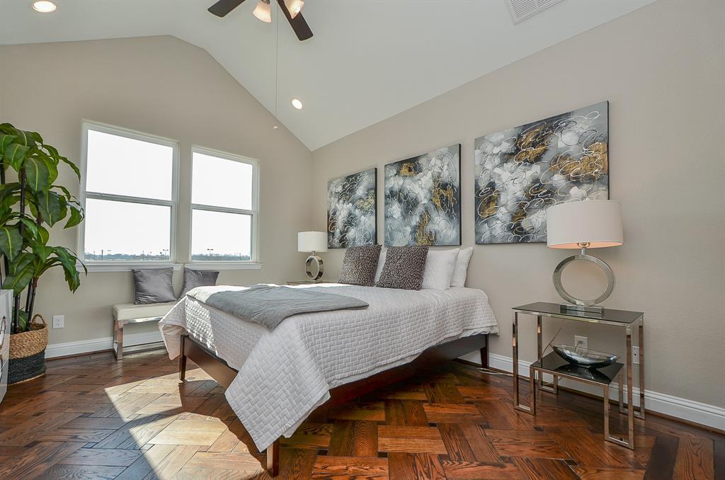 Master Bedroom - 5439 Holguin Hollow St., Houston, TX