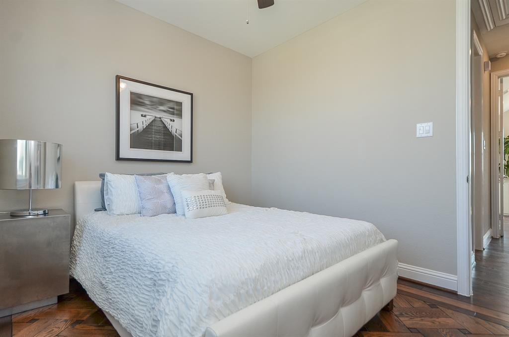 Secondary Bedroom - 5439 Holguin Hollow Street, Houston, Texas