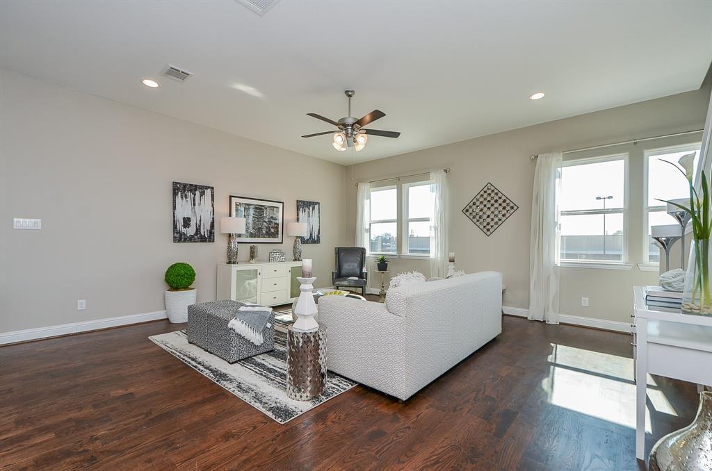 Oaks Of Lawndale - The Karina Floor Plan