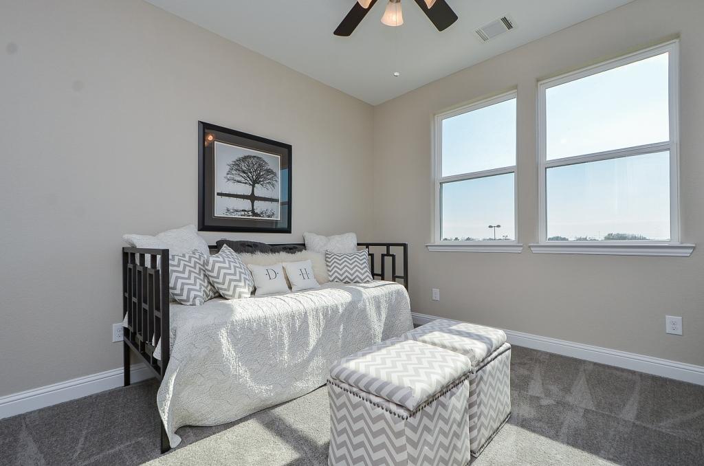 Bedroom or den?
