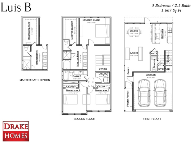 Luis Floor Plan B