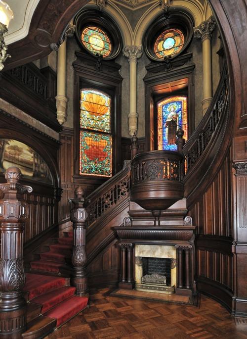 The Bishop's Palace Interior photo