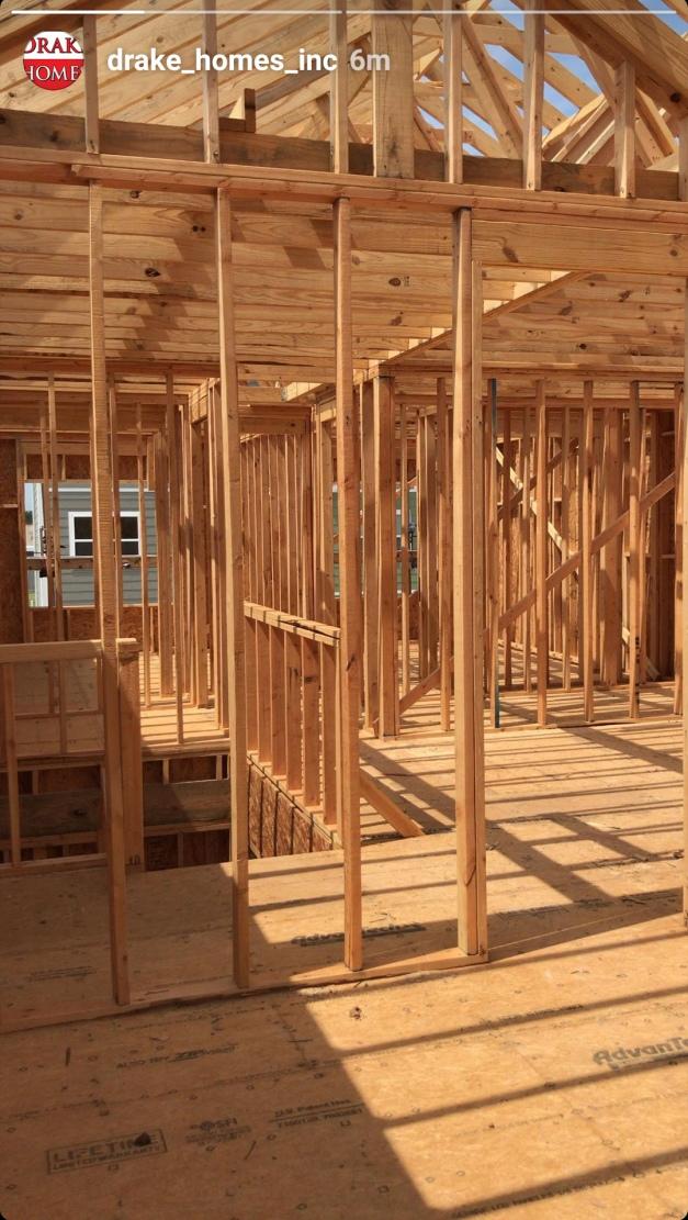 Construction at Oaks Of Lawndale - June 12, 2019