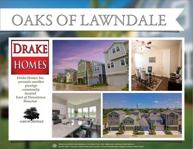 Oaks Of Lawndale - Drake Homes Inc.