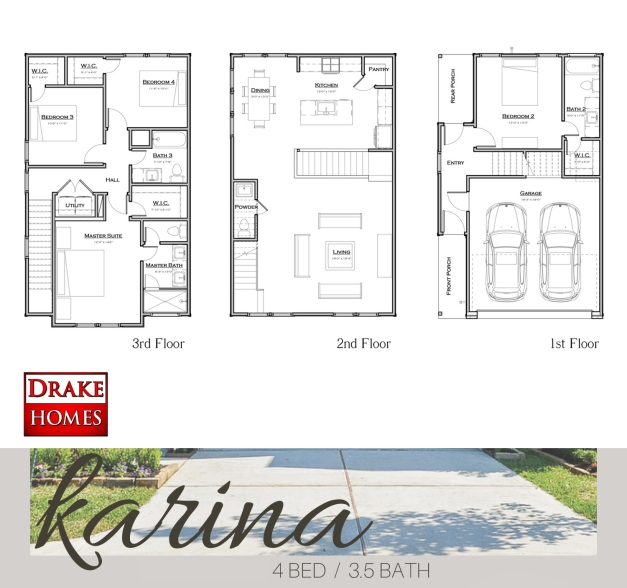 Karina Floor Plan