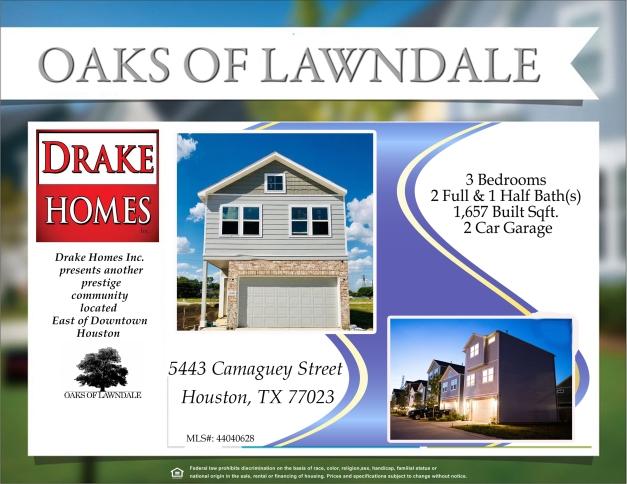 5443-Camaguey Street flyer