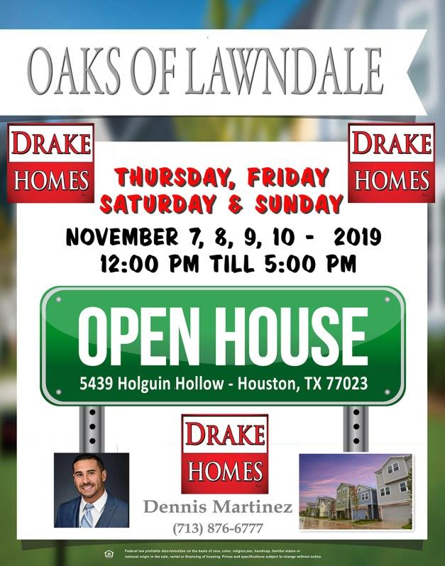 Open House November 2019