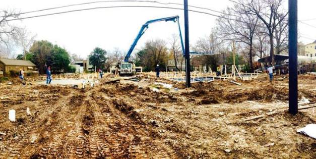 Construction photos - Ashland Square